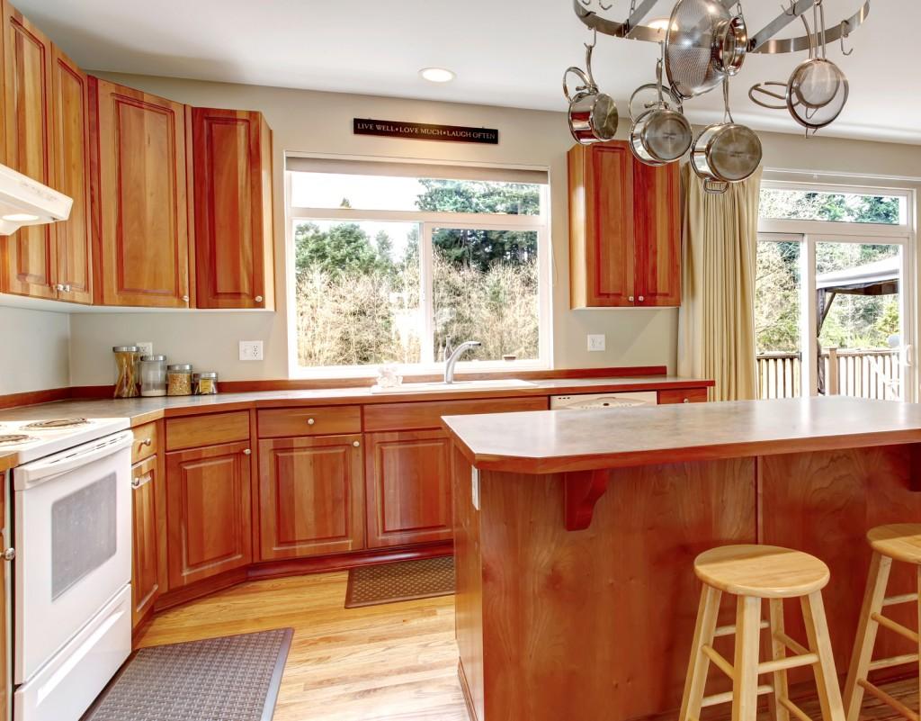 Cabinet Refacing - Pasadena