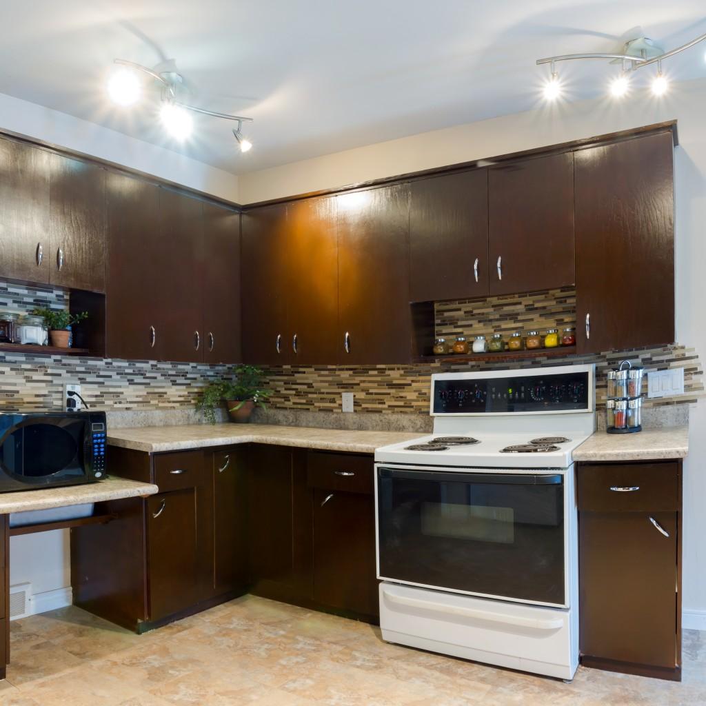 Refinishing Kitchen Cabinets Cost: Cabinet Refacing Santa Clarita CA