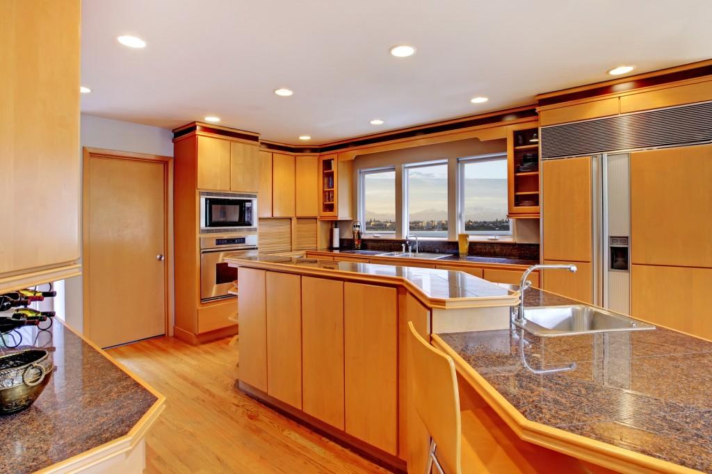 Cabinet Refacing - Corona