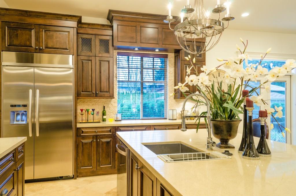 Cabinet Refacing - Santa Barbara